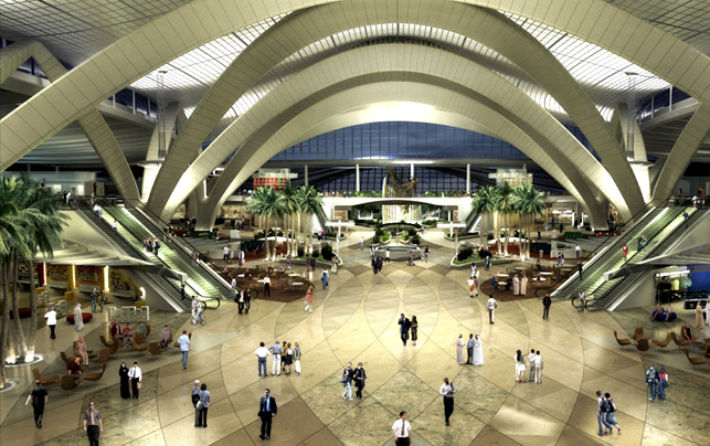 Midfield Terminal Building – Abu Dhabi Airport