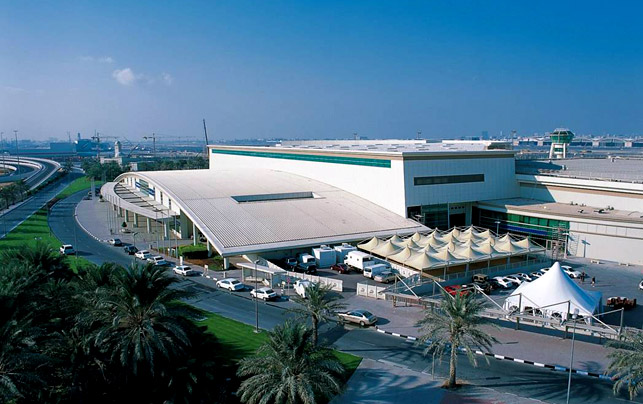 Dubai Airshow Building & Exhibition Hall