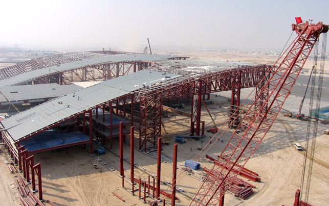 Royal Airwing Hangars – Dubai International Airport